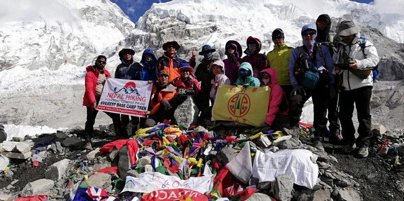 Everest Base Camp Trekking   Trek to Everest Base Camp with