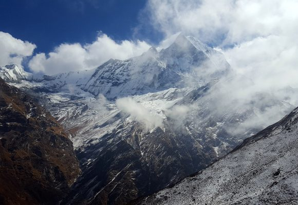 Machhapuchhre Base Camp Trekking