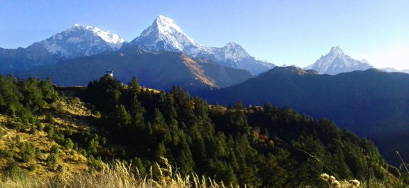 poonhill trek 5 days