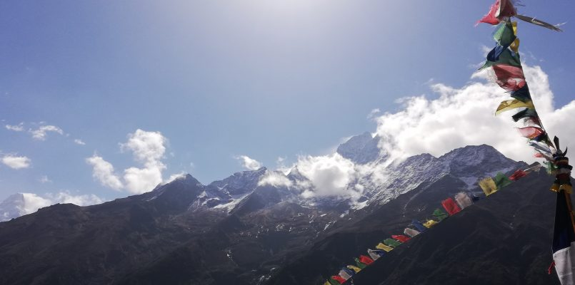 Everest High Passes Trekking