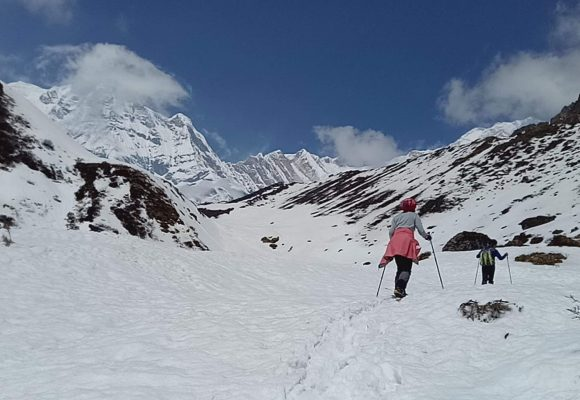 Best 5 Long trekking trail in Nepal ..