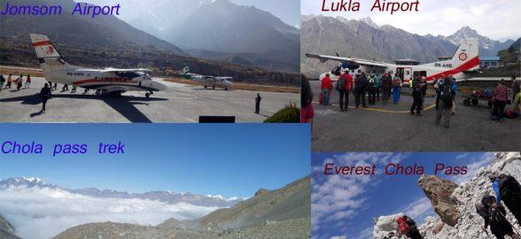 Chola Pass Vs Thorangla Pass