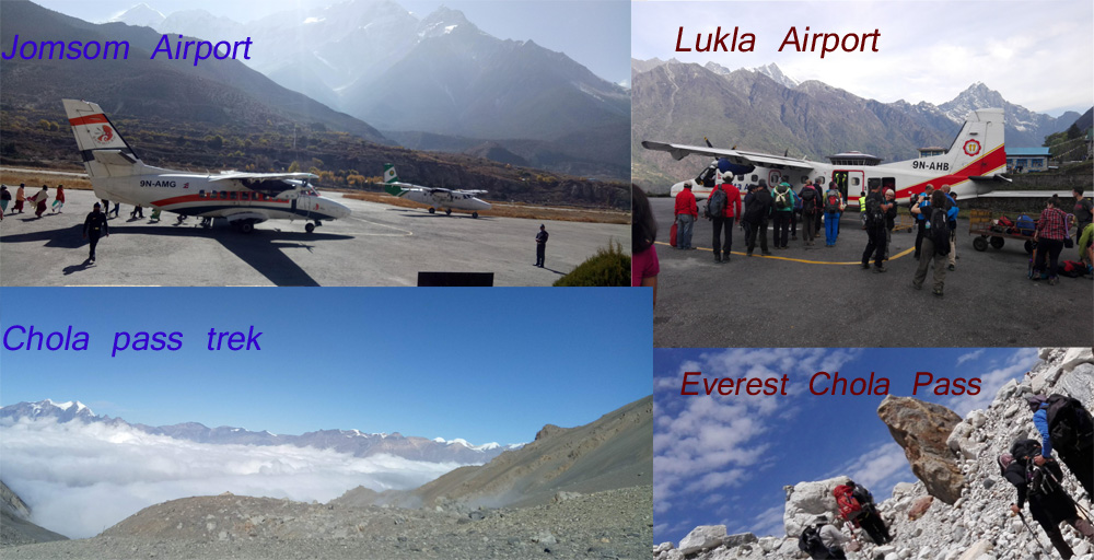 Chola Pass Vs Thorangla Pass