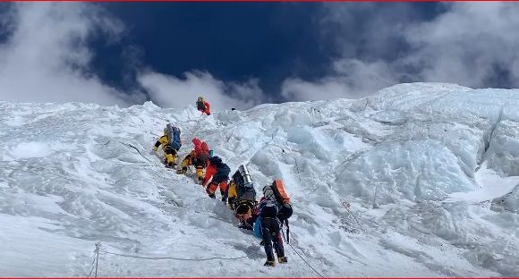 Mount Everest Rainbow Valley
