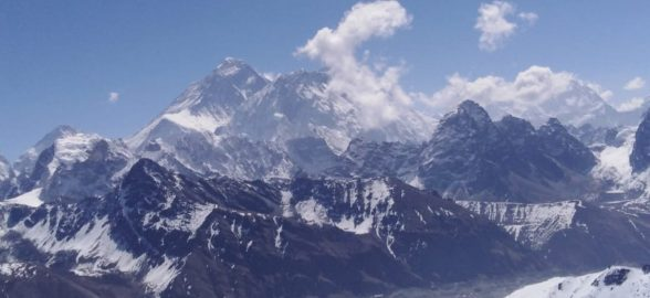 How to train for Everest base camp