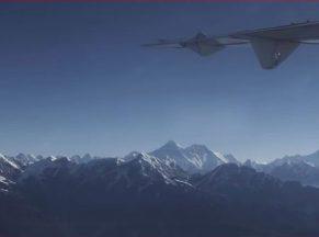 Everest Panoramic Flight