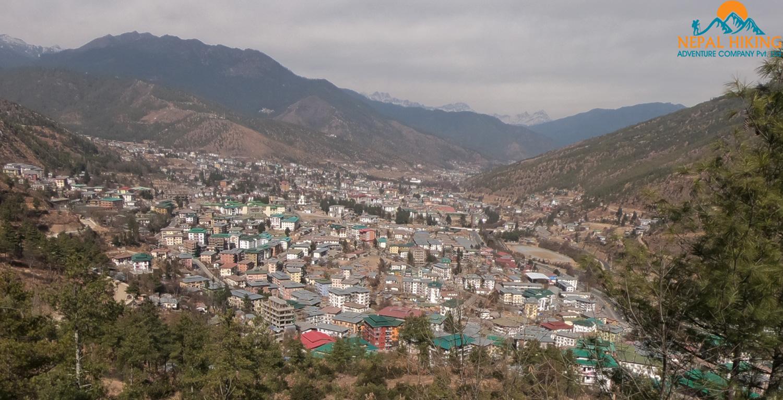 5 Night 6 Days Bhutan Cultural tour from kathmandu