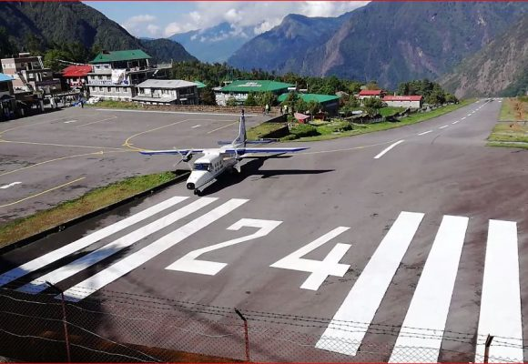 Notice about Lukla Flight