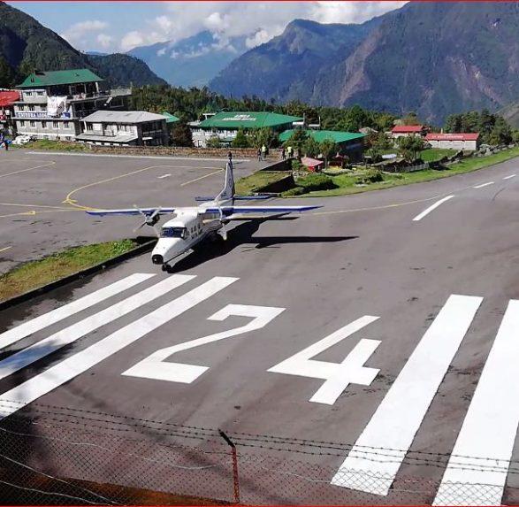 Notice about Lukla Flight